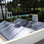 Painéis Solares Térmicos